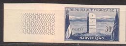 Narvik YT 922 De 1952 Sans Gomme Rare Tirage 325 Exemplaires - Imperforates