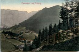 Eisenerz/Steiermark - Panorama Vom Erzberg - Eisenerz