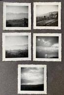 Blonay Sur Vevey VD/ 5 Photos 1960 - Plaatsen