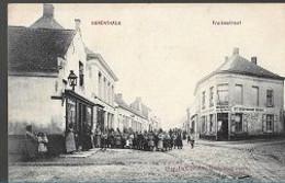 20 10/ M//   HERENTHALS   FRAINKINSTRAAT + MASSA VOLK EN BROUWERSHUIS HERBERG - Unclassified