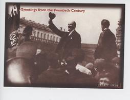 Lenin, Leader Of The Bolshevik Revolution Of November 1917 In Red Square Moscou (révolution Russe 1917) - Politieke En Militaire Mannen