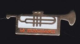67837-Pin's.Orchestre D'Harmonie La Renaissance – Paris - Music