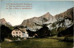Aflenzl/Steiermark - Anton Karlons Alpenhotel Bodenbauer Bei Thorl - Alfenz