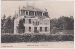 LAMARCHE - GENDARMERIE - Lamarche