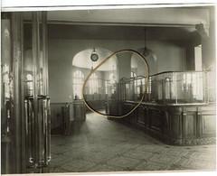 Banque De France-Entree Des Bureaux Et Caisse- Photo Veritable-(22cm/16) - Maubeuge