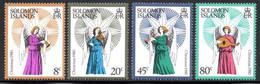 Solomon Islands - 1980 Christmas Set (**) # SG 422-425 - Noël