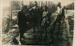 14573 -1946 DEPORTES  LIBERATION-  MAUTHAUSEN CAMP DE LA MORT  DE CONCENTRATION EXTERMINATION SHOAH  JEWISH GUERRE 39/45 - War 1939-45