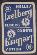 Coq  Speelkaart - Carte à Jouer -  Dos Pub  Bière IXELBERG - Kartenspiele (traditionell)
