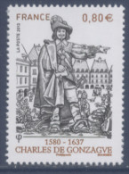 N° 4745 Charles De Gonzague Faciale 0,80 € - Frankreich