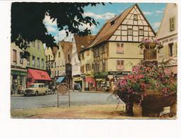 Haguenau - Bas-Rhin - Un Coin De La Grand 'Rue  [Z16-1.133 - Sin Clasificación