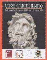 """Musei San Domenico Forlì - Mostra """"Ulisse - L'arte E Il Mito"""" - Biglietto D'Ingresso Ridotto - Usato - Tickets - Vouchers"""