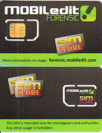 USA - MOBILedit Forensic GSM, Sim Clone Card, Unused - Other