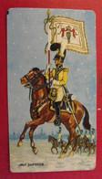 1 Image Cartonnée Offerte Par Lessive Persil. Porte-drapeau De Napoléon. Image, Chromos. Vers 1960 - Otros