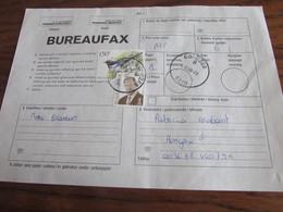 5 BUREAUFAX (d'une Page Ou Plus) Pour L'EXTERIEUR (HONGRIE, ITALIE, MAROC Et ROUMANIE) + 1 Pour L'INTERIEUR - Other