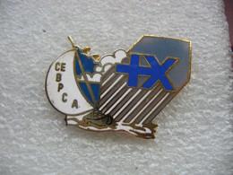 Pin's Du CE De La Banque BPCA (Banque Populaire Aquitaine Centre Atlantique) - Banks