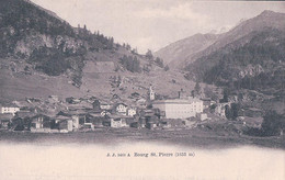 Bourg St Pierre VS (1463 A) - VS Valais