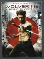 DVD Wolverine  Le Combat De L'immortel - Fantasy