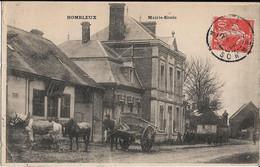 Hombleux : Mairie-Ecole - Altri Comuni