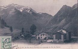 Col De La Forclaz VS Et Passage Du Col De Balme (520) - VS Valais