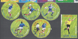 France 2006 Used Football, Soccer,  World Cup - Germany - Usados