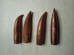 4 Balles Du Lebel Tirées - 1914-18
