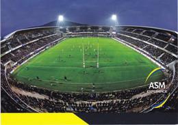 CLERMONT-FERRAND MARCEL-MICHELIN STADE STADIUM ESTADIO STADION STADIO - Rugby