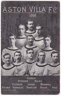 ASTON VILLA FC 1905 - Voetbal