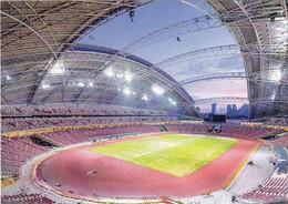 SINGAPOUR #1 SINGAPORE SPORTS HUB NATIONAL STADIUM STADE ESTADIO STADION STADIO - Stadien