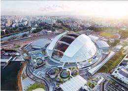 SINGAPOUR #2 SINGAPORE SPORTS HUB NATIONAL STADIUM STADE ESTADIO STADION STADIO - Stadien