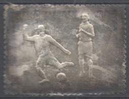 France 2010 Used Football, Soccer, World Cup, South Africa, Metall - 2010-.. Matasellados