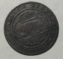 Suisse - BERN -1/2Batzen 1775 - HMZ 223 - Zwitserland