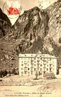 SUISSE VS FIONNAY HOTEL DU GRAND COMBIN - VS Valais