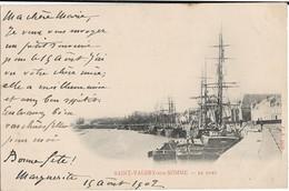 Saint Valéry Sur Somme : Le Port - Saint Valery Sur Somme