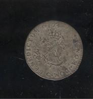 Double Sol Aux 2 L France 174X C Caen - TB - 1715-1774 Louis XV Le Bien-Aimé