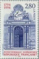Año 1994 Nº 2907 Bicentr. Escuela Normal Superior - France