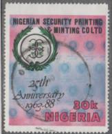 Nigeria - #544 - Used - Nigeria (1961-...)