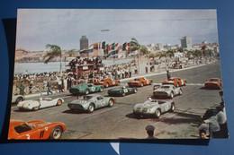 Luanda. Car Race. Grand Prix D'Angola. Ferrari 250LM, Porsche 904GTS, Elva, Cobra, Race Track Circuit - Angola