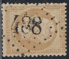 EMPIRE - N°21 - OBLITERATION - GC488 - BLAISE - HAUTE MARNE - COTE GC 57€. - 1849-1876: Periodo Classico