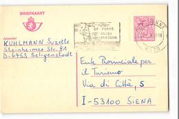 B129 BELGIQUE DE PANNE - Postkaarten [1951-..]