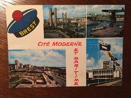 BREST CITE MODERNE ET MARITIME ARSENAL - Brest