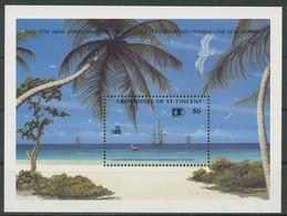 St. Vincent-Grenadinen 1992 Entdeckung Amerikas Block 98 Postfrisch (C95589) - St.Vincent & Grenadines