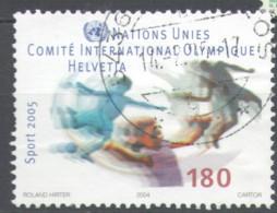 United Nations Office At Geneva (UNOG), Switzerland 2004 Used Football, Soccer, International Year Of Sports - Sin Clasificación