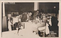 9688. Vintage Photo Old Foto Hotel Terme Universal Abano Terme 1959 - Plaatsen