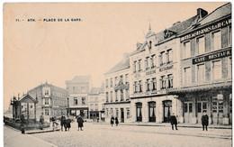 Ath - Place De La Gare - Ath