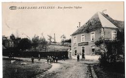 Sart-Dame-Avelines - Rue Derrière L'église - Villers-la-Ville