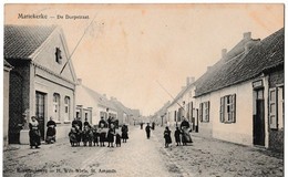 Mariekerke - De Dorpstraat - Bornem