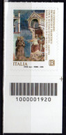 2019 Italy 800 Years Meeting S Francis Of Assisi And Sultan Al-Kamil 1v Bar Code S.adh MNH** MiNr. 4092 Christianity - Teologi
