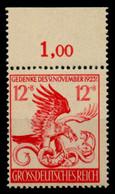 3. REICH 1944 Nr 906 Postfrisch ORA X854B2E - Nuovi