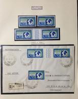 ITALY,  « U.P.U. - UNIVERSAL POSTAL UNION », 1963 - UPU (Unión Postal Universal)