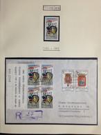 SPAIN,  « U.P.U. - UNIVERSAL POSTAL UNION », 1963 - UPU (Unión Postal Universal)